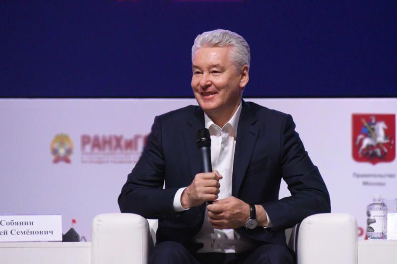 Собянин принял участие в общегородском субботнике