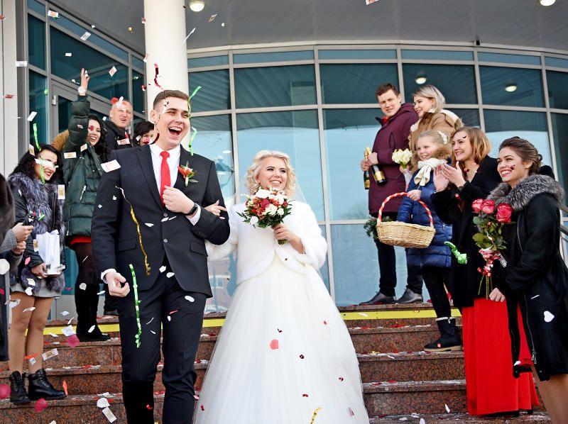 Два десятка необычных площадок для проведения свадеб откроют в Москве. Фото: архив, «Вечерняя Москва»