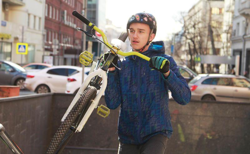 Мобильное приложение «Мосгорпасс» обновили к открытию велосипедного сезона