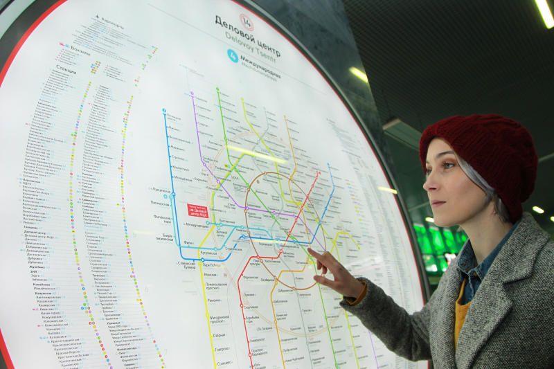 Пассажиропоток на станциях МЦК вырос в марте на 17 процентов