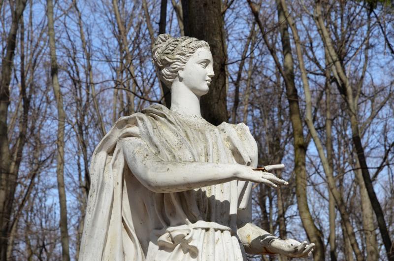 Произведения финалистов конкурса «Скульптура в историческом парке» выставят в «Царицыне»