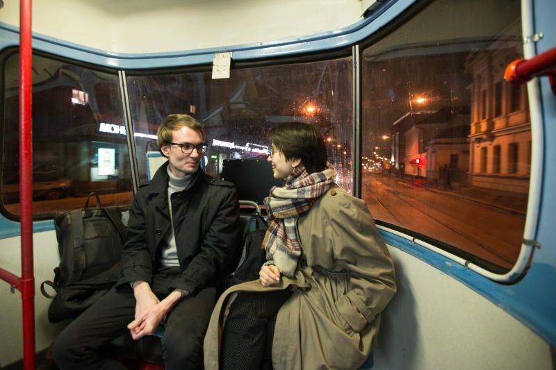 Маршруты наземного транспорта изменят на время подготовки к Параду трамваев. Фото: архив, «Вечерняя Москва»