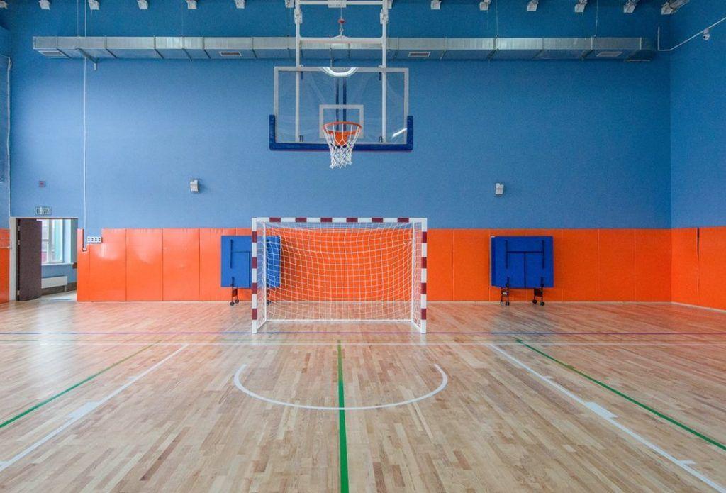 Строительство спортивного комплекса в Чертанове Северном завершили. Фото: сайт мэра Москвы