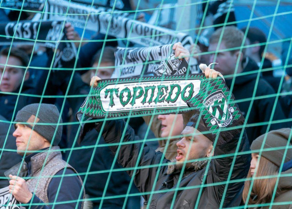 Участники фан-движения футбольного клуба «Торпедо» отметят юбилей со дня его основания. Фото: официальное сообщество футбольного клуба «Торпедо» Вконтакте