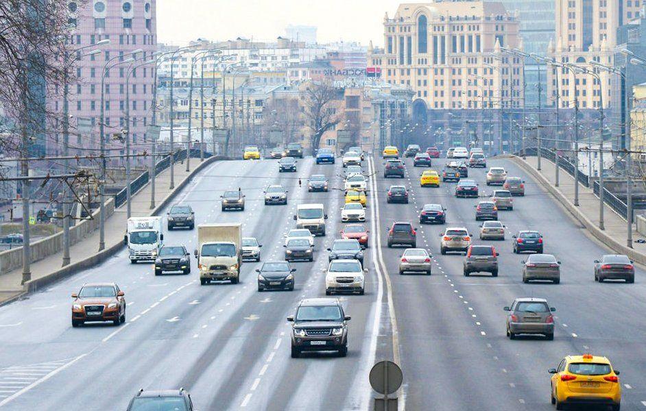 Водителей предупредили об ограничении движения на дорогах юга. Фото: сайт мэра Москвы