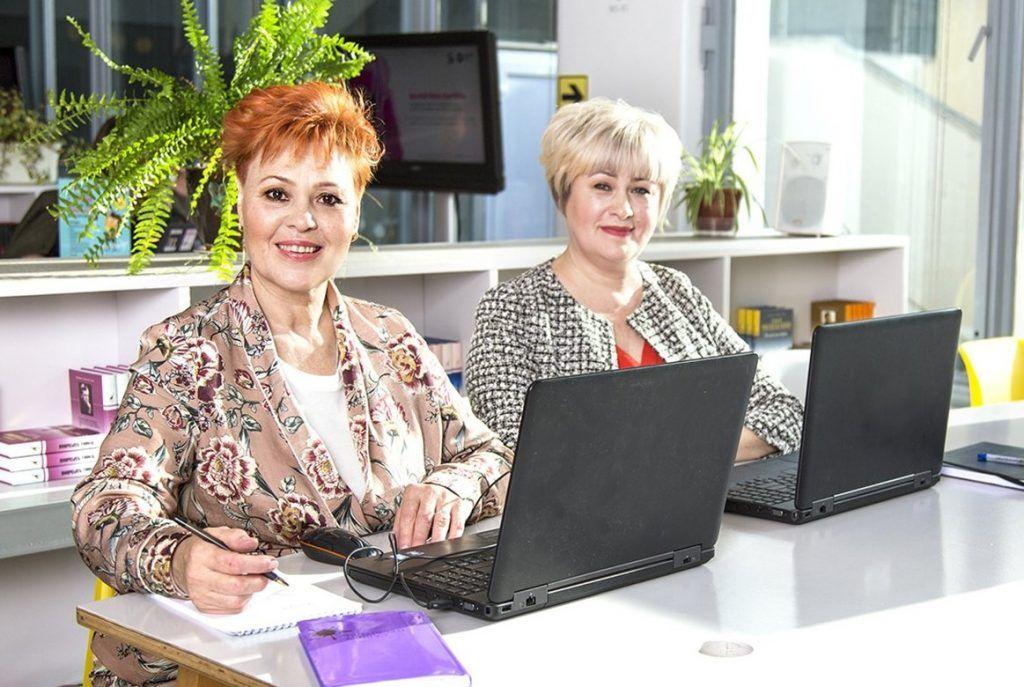 Власти помогут москвичам предпенсионного возраста получить новую профессию. Фото: сайт мэра Москвы
