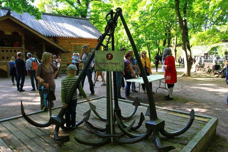 Большим квестом отметят День Петра Великого в «Коломенском»
