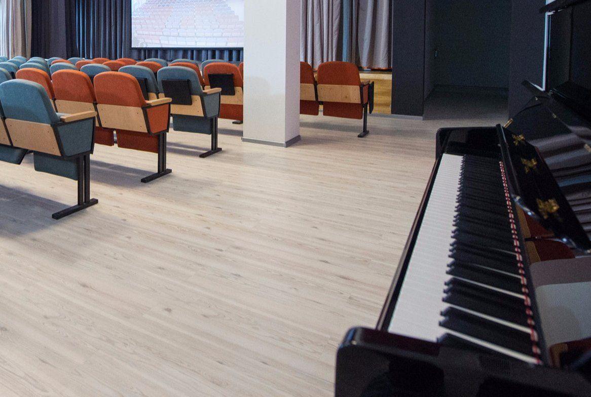 Изобразительное отделение школы искусств имени Святослава Рихтера приведут в порядок