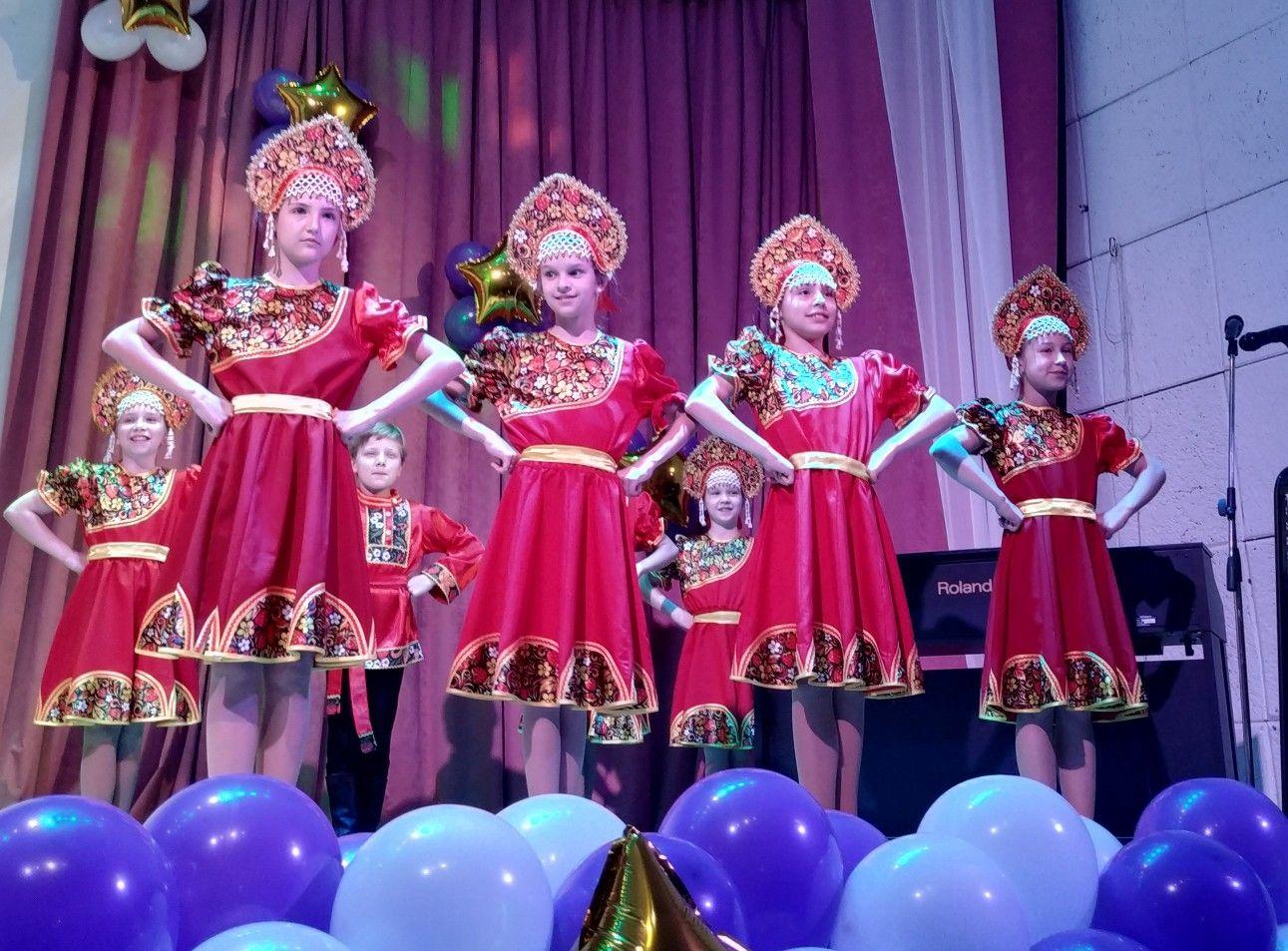 Танцевальный «Сувенир»: в «Авангарде» выступит ведущий творческий коллектив Москвы