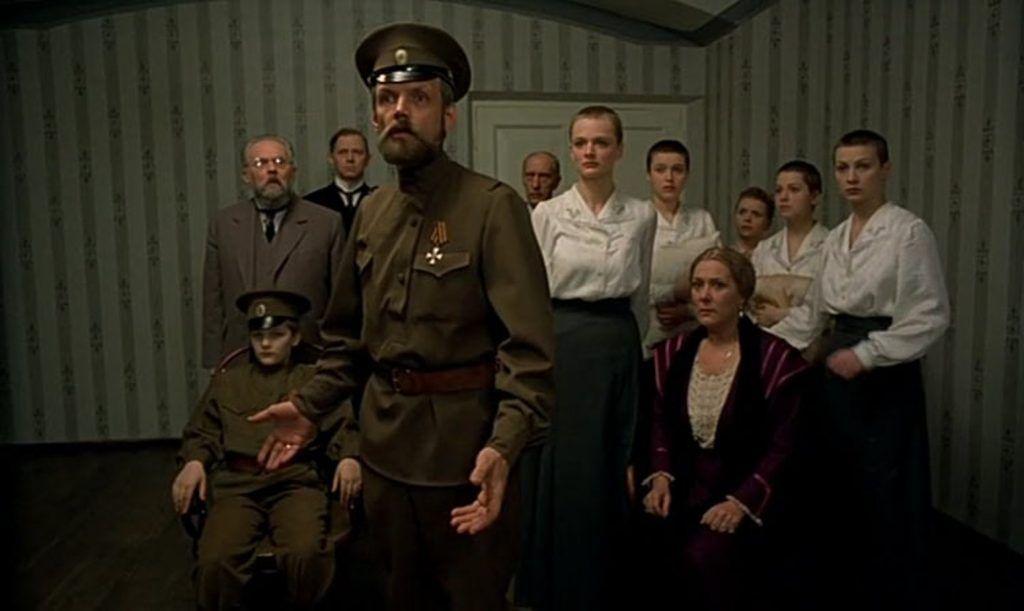 Кадр из фильма «Романовы. Венценосная семья»