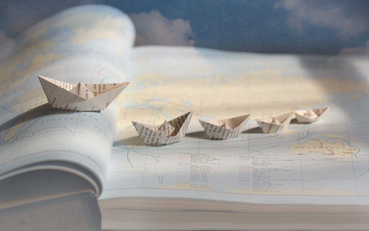 Посетители галереи «Нагорная» отправятся в кругосветное путешествие