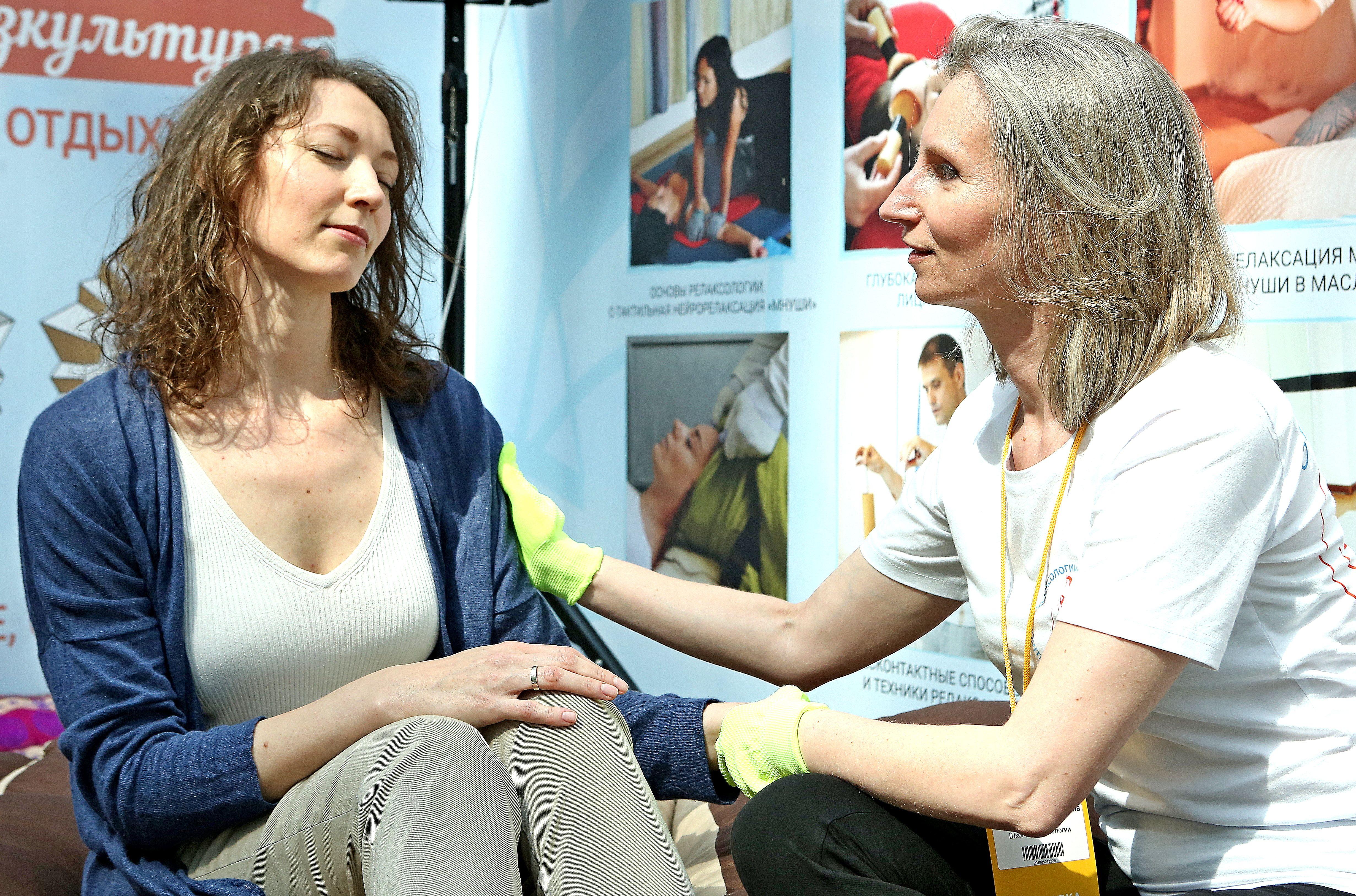 Парки пригласили москвичей на бесплатную диспансеризацию