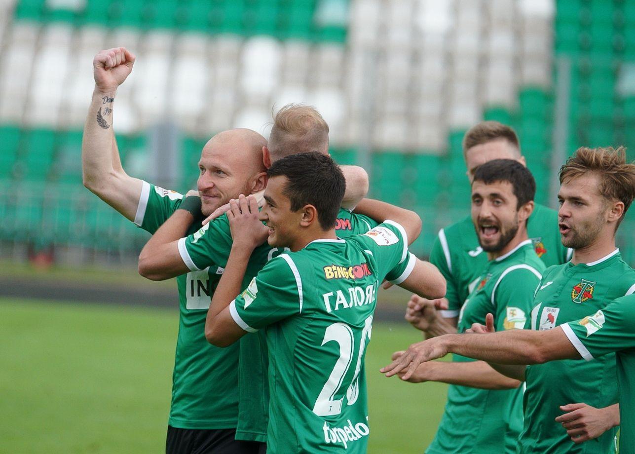 Команда «Торпедо» вышла в Футбольную национальную лигу