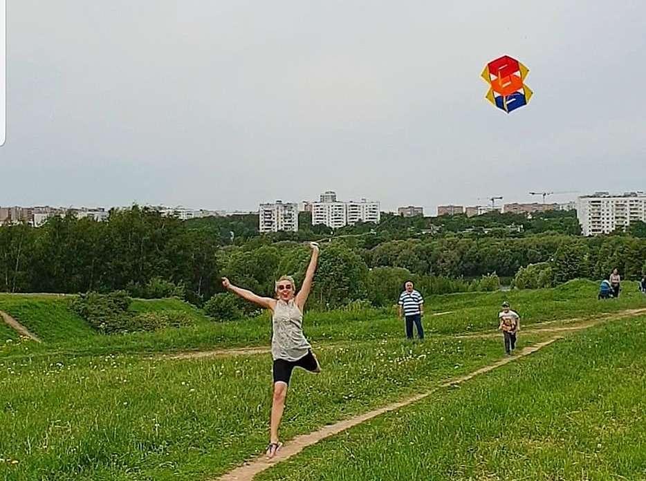 Народный корреспондент побывал на фестивале «Пестрое небо». Фото: пользователь @vikkitory, Instagram