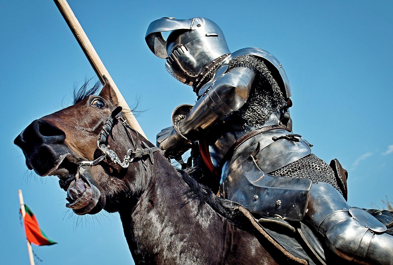 Рыцарские турниры пройдут в «Коломенском»