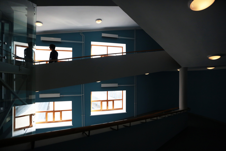 Москва отреставрирует уникальную поликлинику в стиле конструктивизм