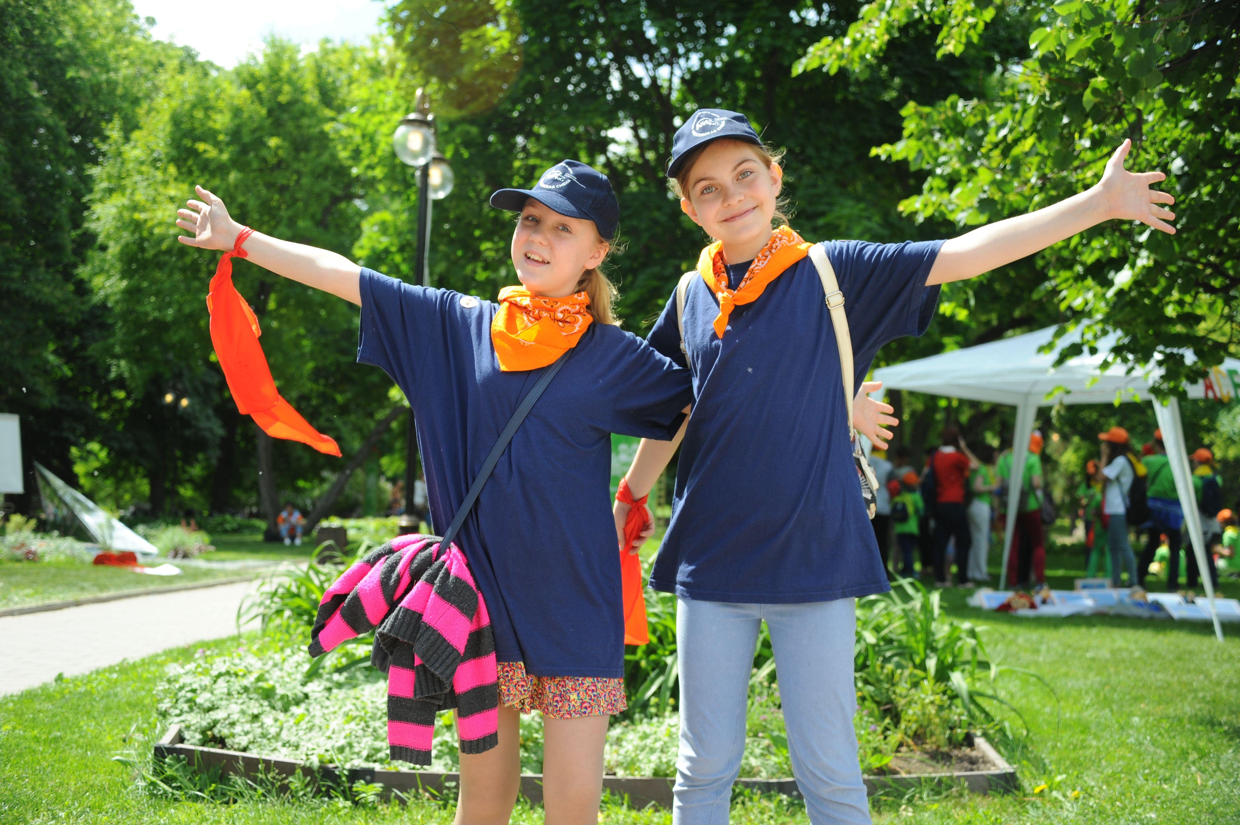 Москвичам рассказали о необходимых документах для детского лагеря