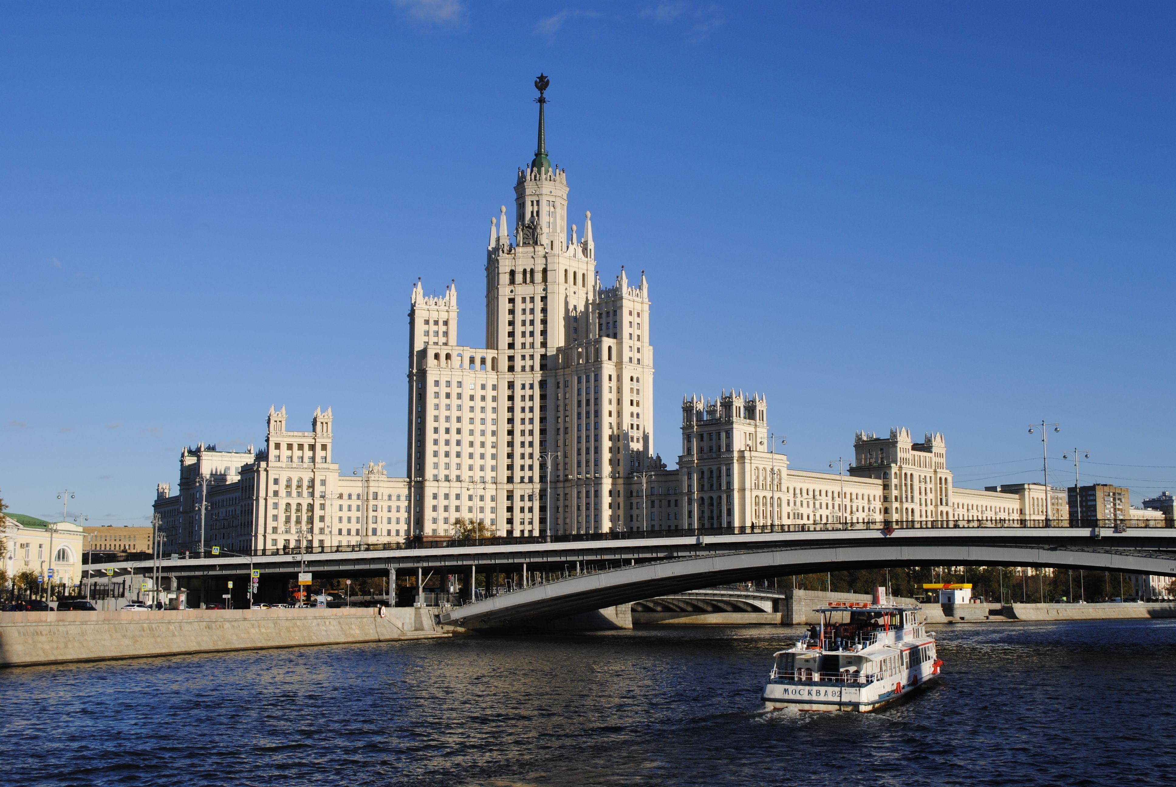 Прогулка по Москве-реке стала дешевле для владельцев «Тройки»