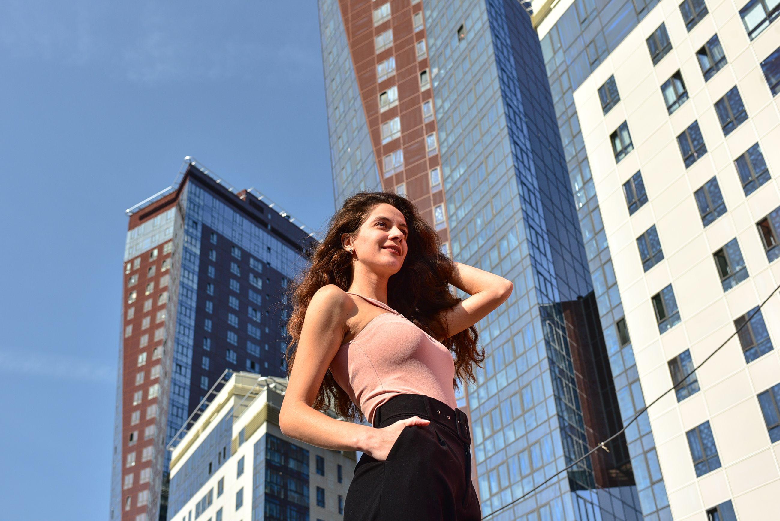 Часть жилого комплекса площадью более 60 тысяч «квадратов» открыли на юго-западе Москвы