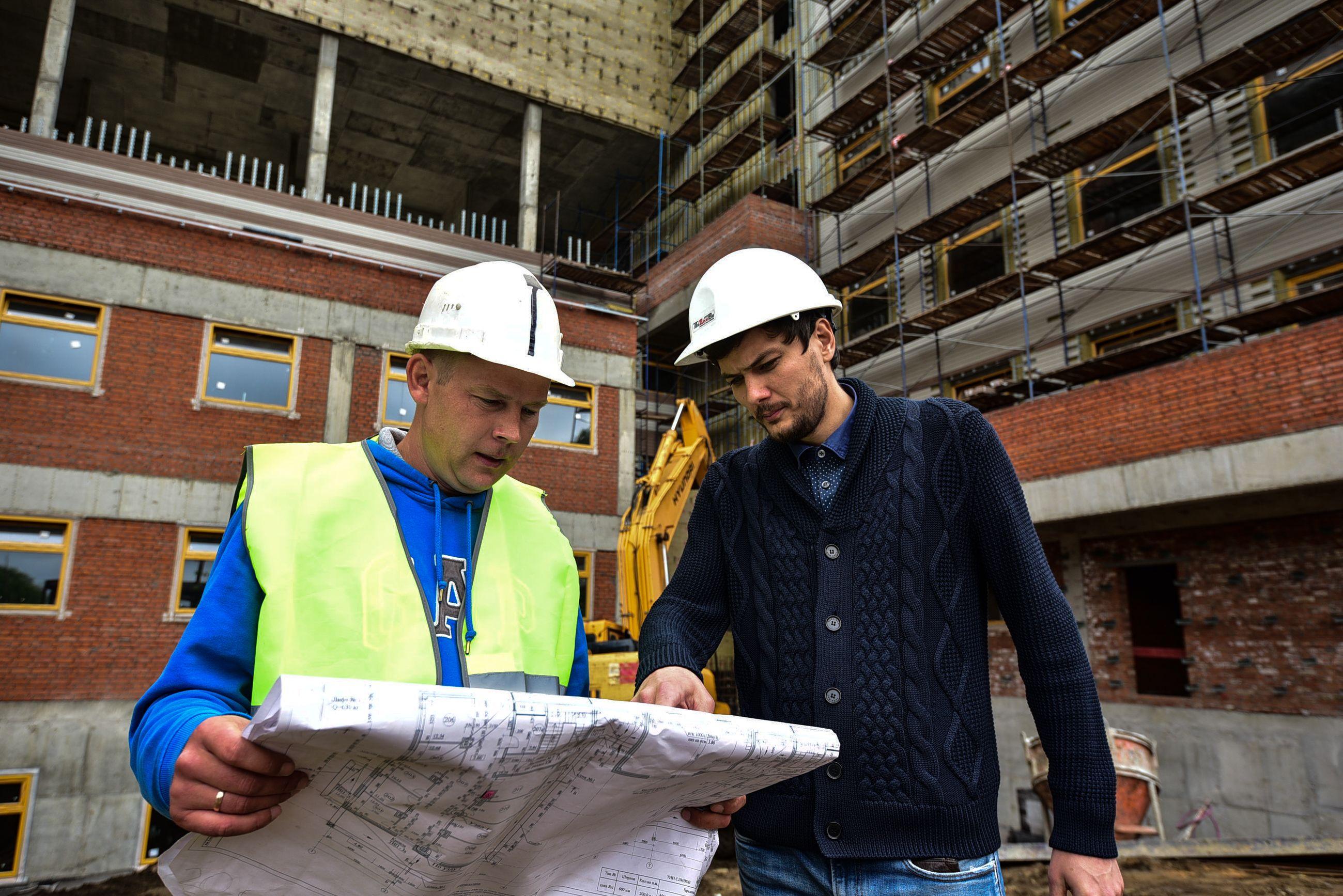 В Москве стартовал конкурс мастеров строительной отрасли