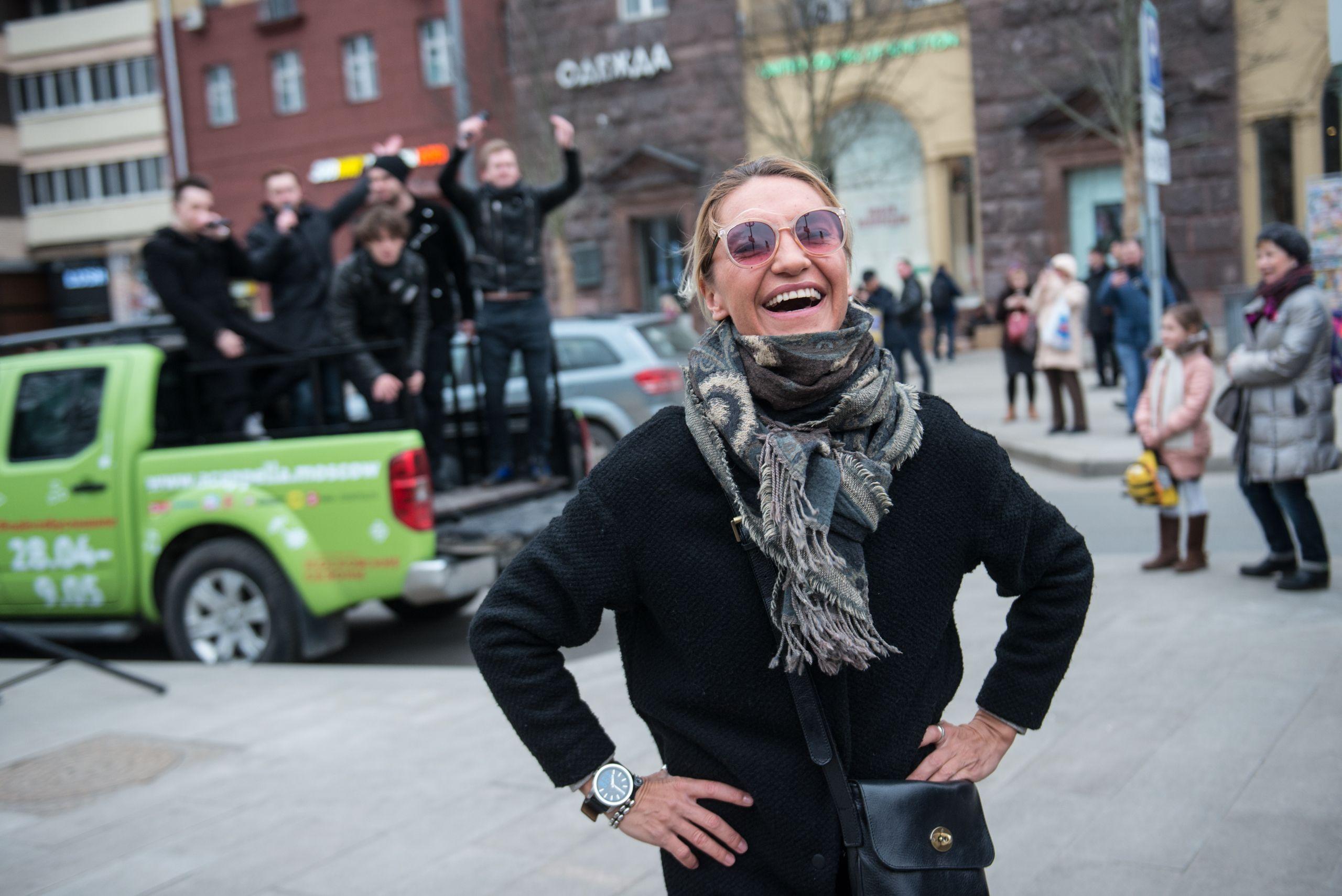 Более 20 тысяч раз проголосовали москвичи в конкурсе «Московская весна A Cappella»