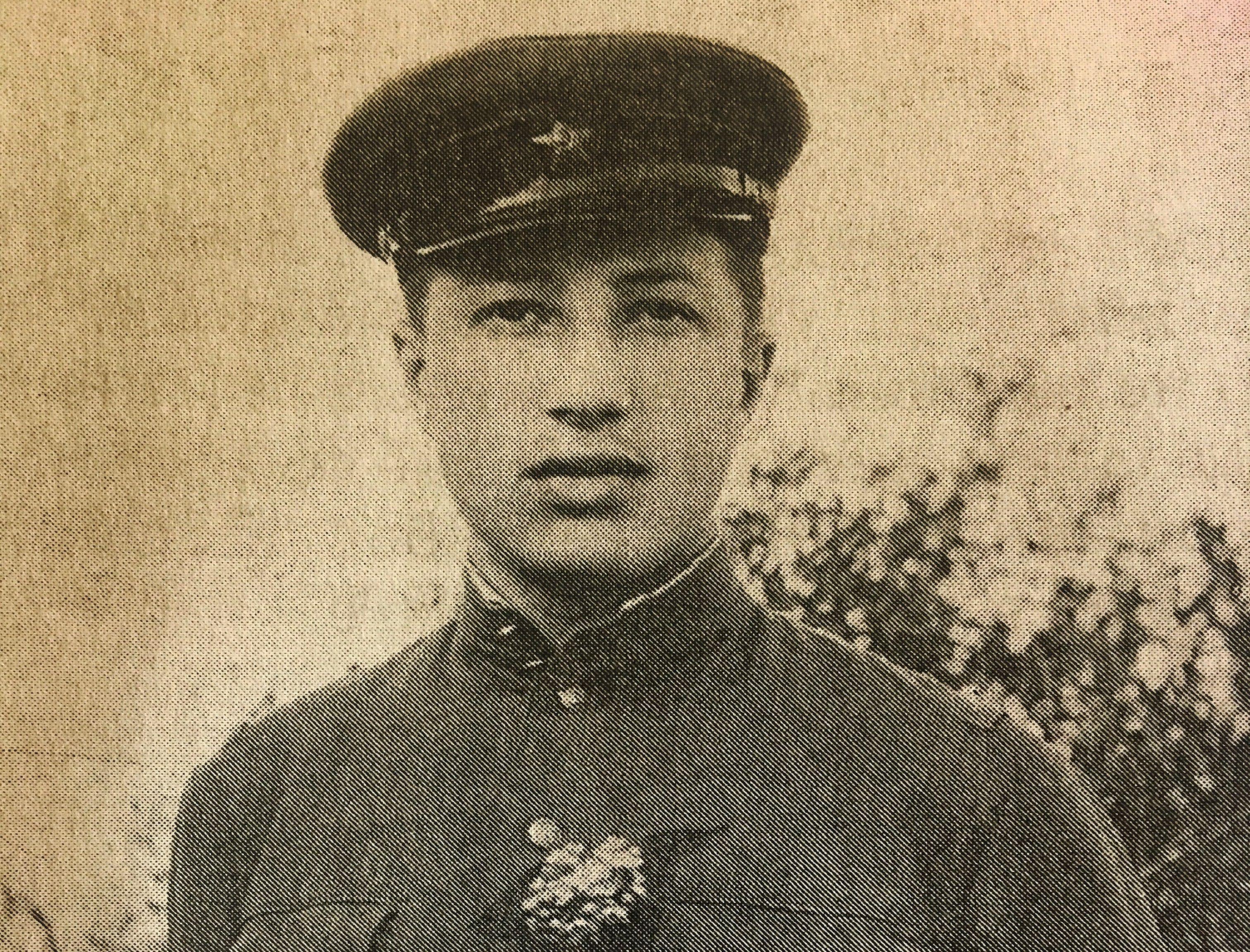 Снимок из Ростовского артиллерийского училища. Фото из личного архива
