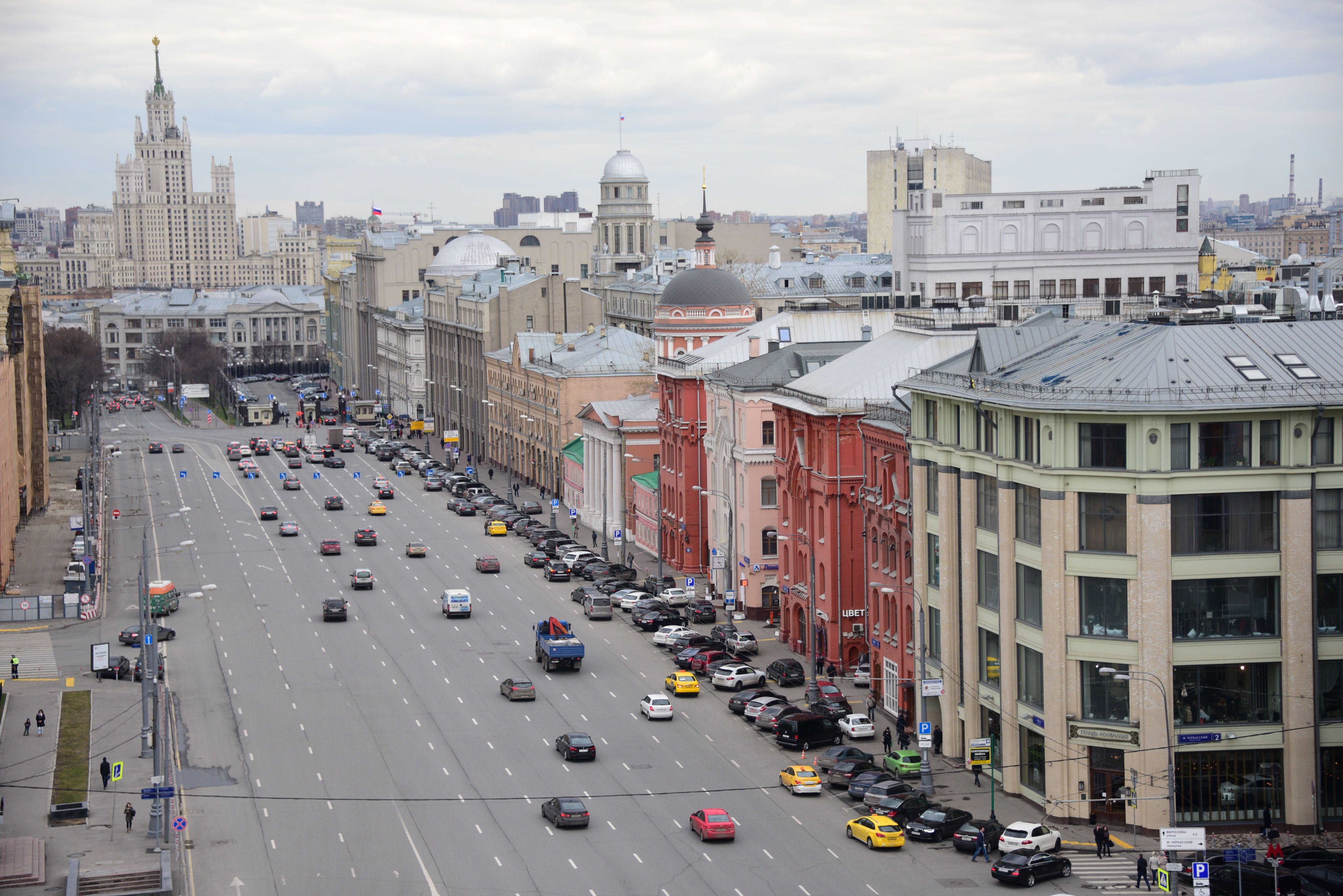 Погода в Москве порадует 22 градусами тепла