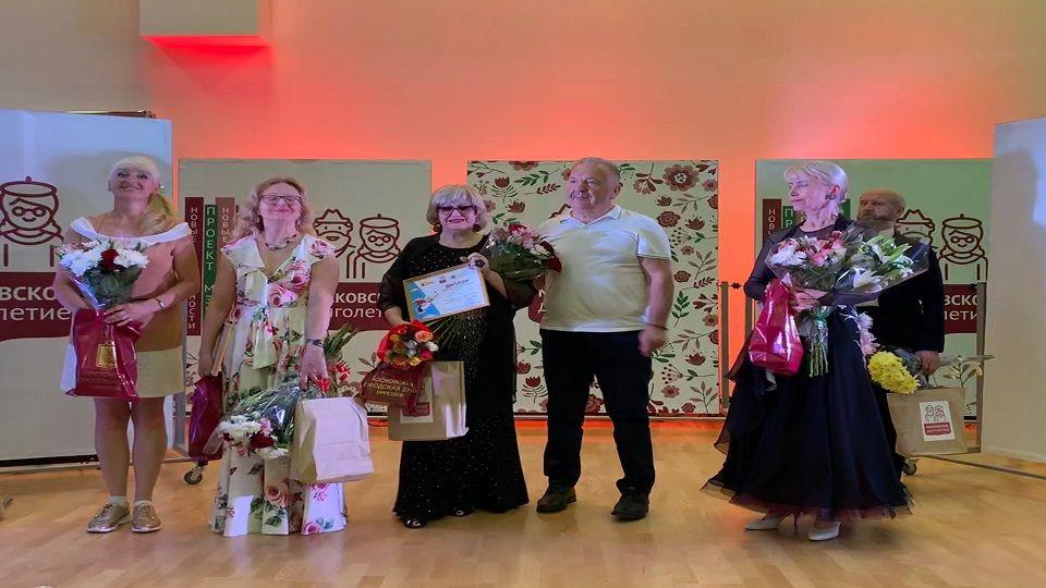 Финал конкурса «Супербабушка-2019» прошел в Зябликове
