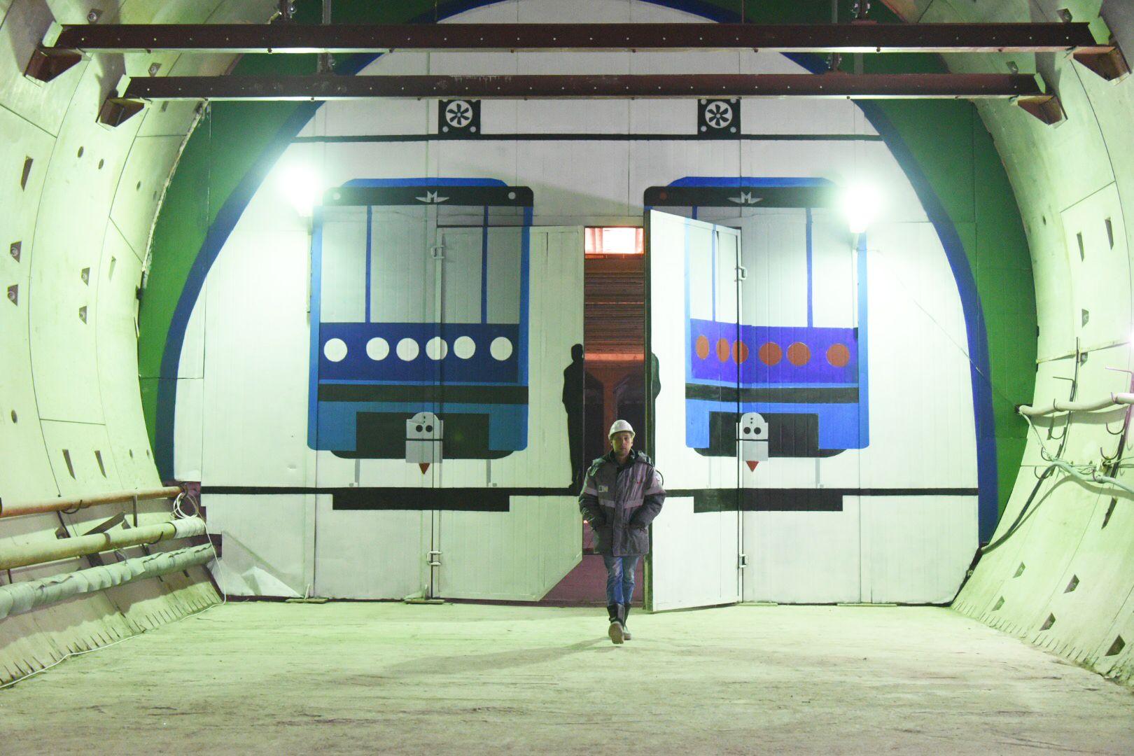 Ремонт 23 станций метро провели с начала года