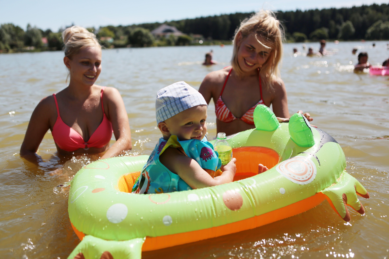 Москва подготовит десять зон отдыха с купанием
