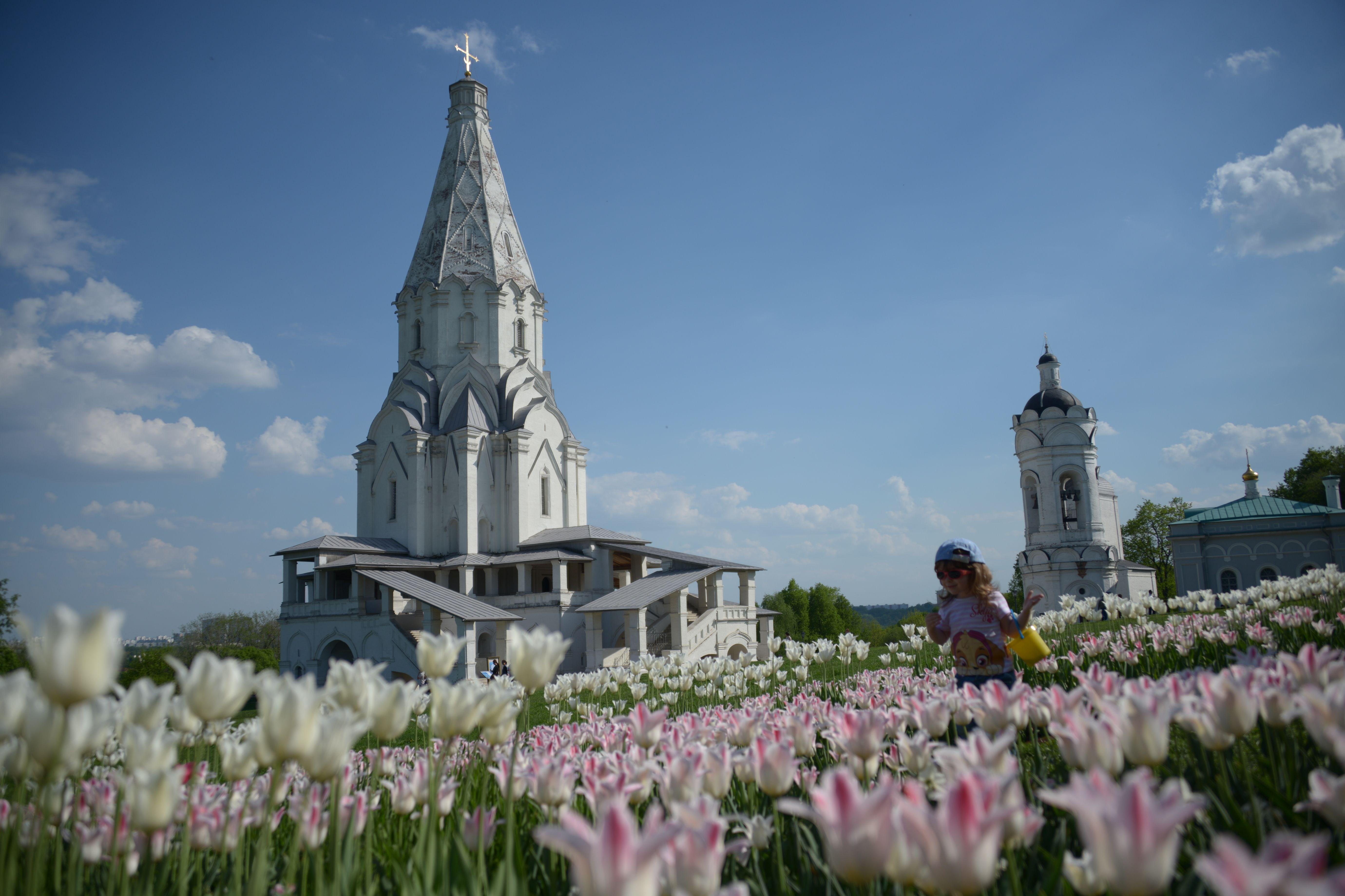 Фестиваль «Николин день» проходит на восьми площадках столицы. Фото: Наталья Феоктистова, «Вечерняя Москва»