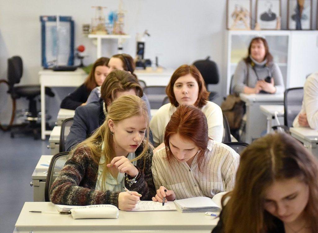 Студенты Национального исследовательского ядерного университета разработают инновационные проекты. Фото: сайт мэра Москвы