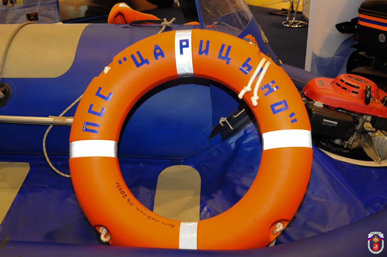 Водные Спасатели всегда готовы придти на помощь