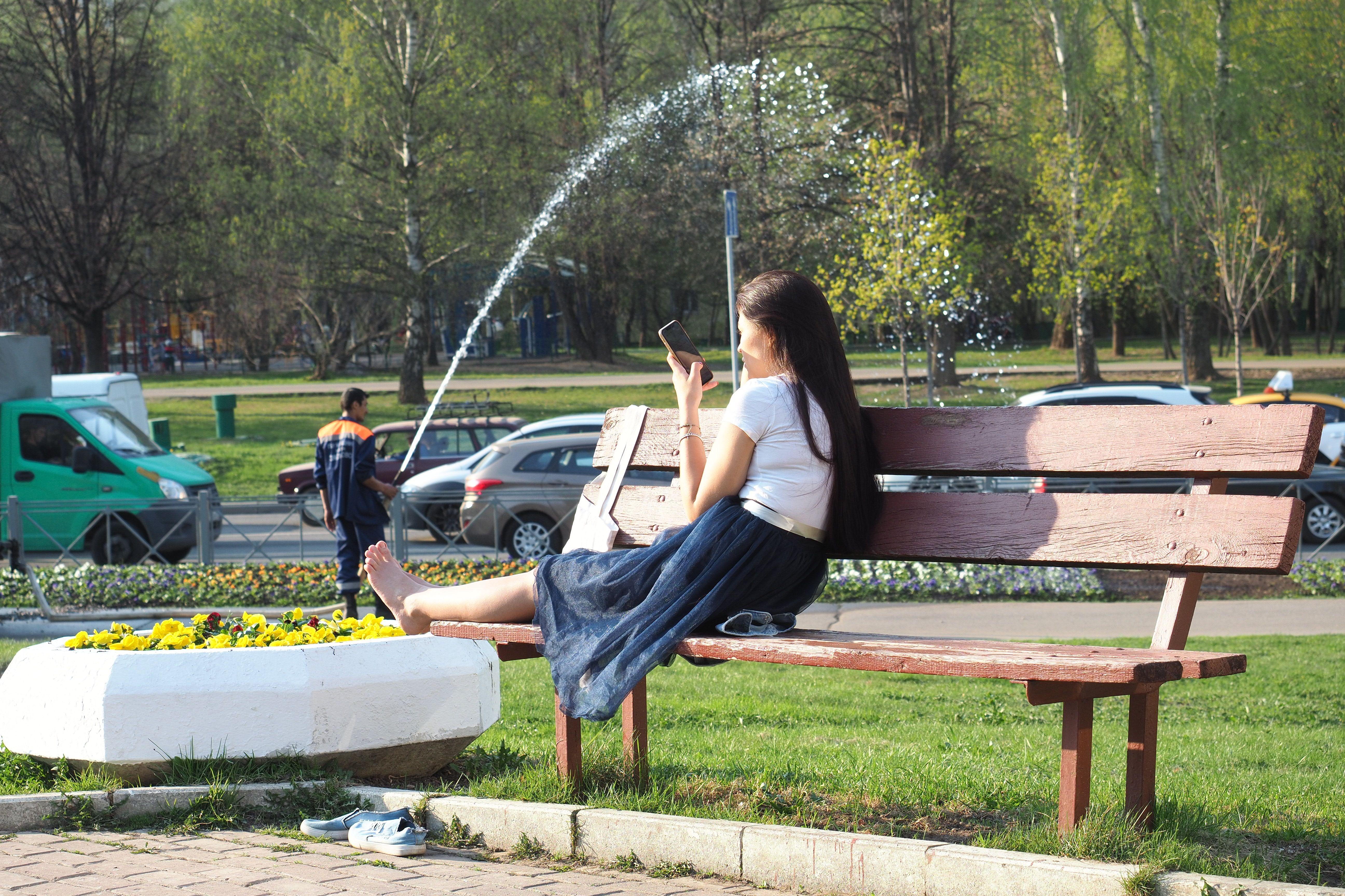 Понедельник стал самым теплым днем Москвы с начала 2019 года