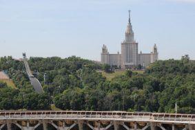 Полюбоваться пейзажами можно на высоте 57 метров. Фото:Владимир Новиков