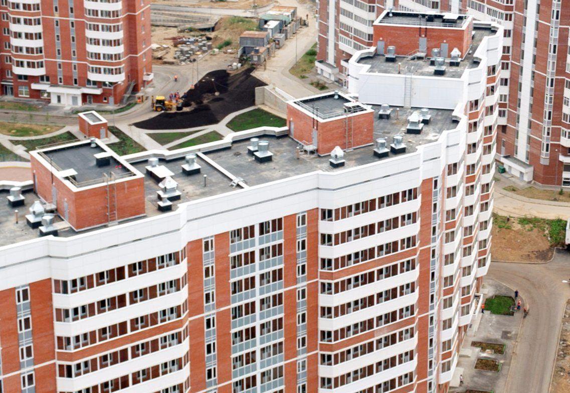 Два дома в жилом комплексе в Царицыне достроят летом