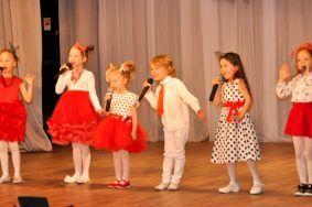 Отчетный концерт состоялся в Доме культуры «Маяк» в Чертанове Южном. Фото: Никита Нестеро