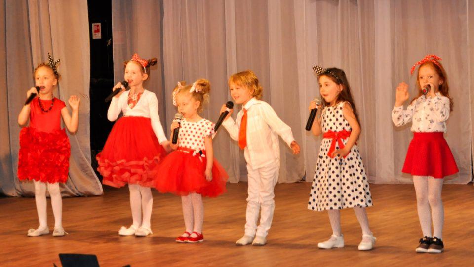Отчетный концерт состоялся в Доме культуры «Маяк» в Чертанове Южном