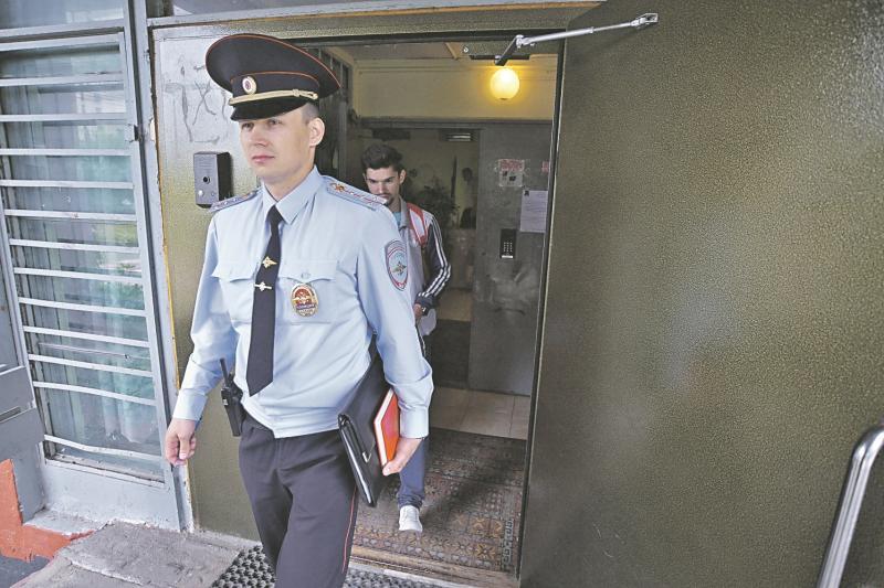 В ЮАО полиция задержала москвичку по подозрению в умышленном причинении средней тяжести вреда здоровью