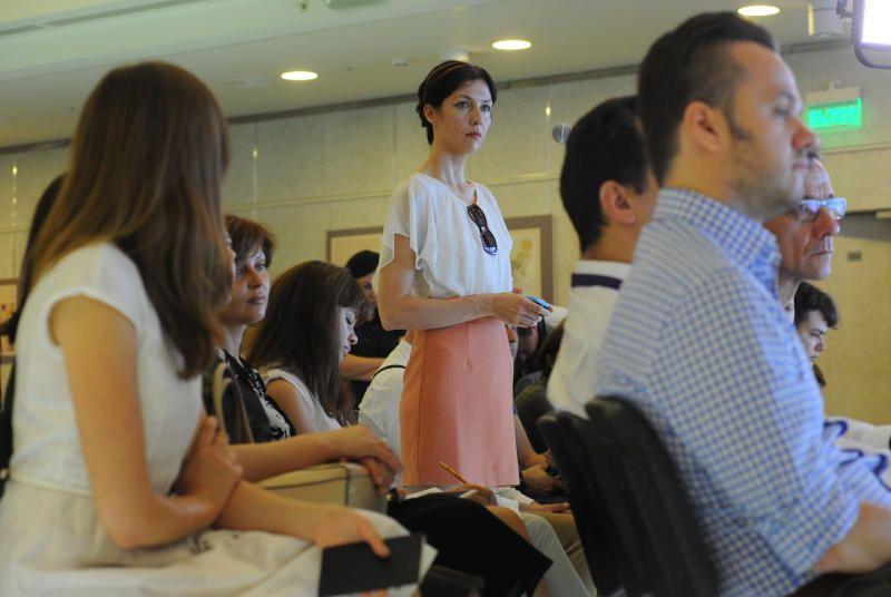 Семинар на тему: «Работа НКО с корпоративными партнерами»