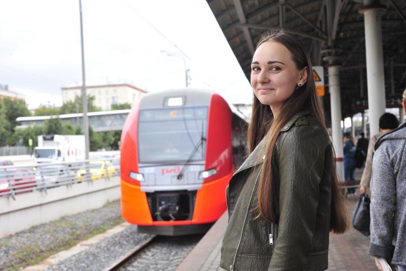 Более 45 миллионов пассажиров воспользовались МЦК с начала 2019 года