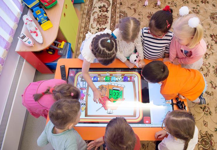 Детский сад в Царицыне отремонтируют