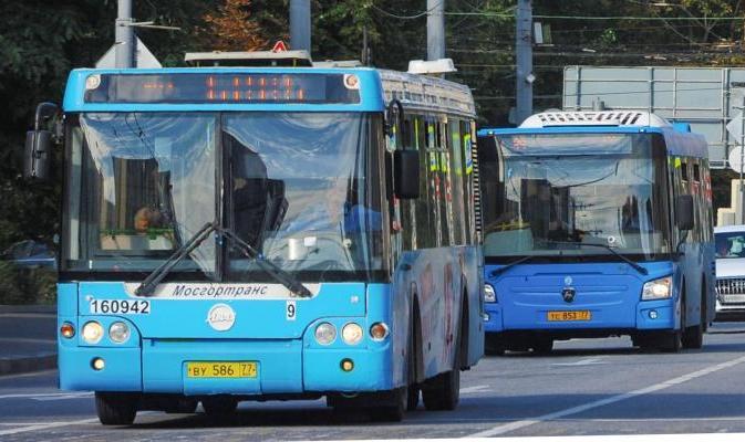 Маршруты наземного транспорта на юге изменят из-за городского марафона
