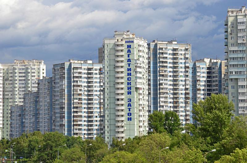 Жители пятиэтажного дома в Нагатинском Затоне переехали в новостройку. Фото: Анна Быкова