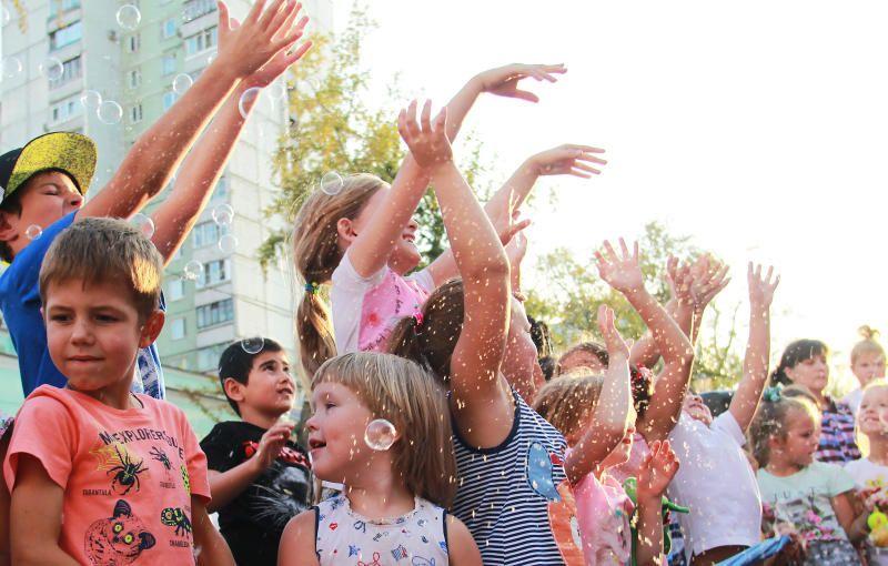 Навстречу лету: социально значимый праздник для детей проведут в «Сосенках»