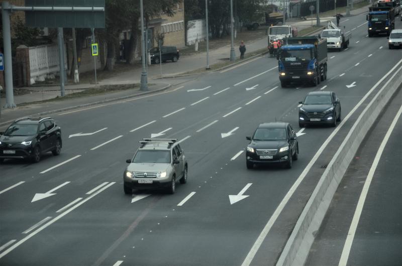 Движение на Большой Тульской улице ограничат на три месяца