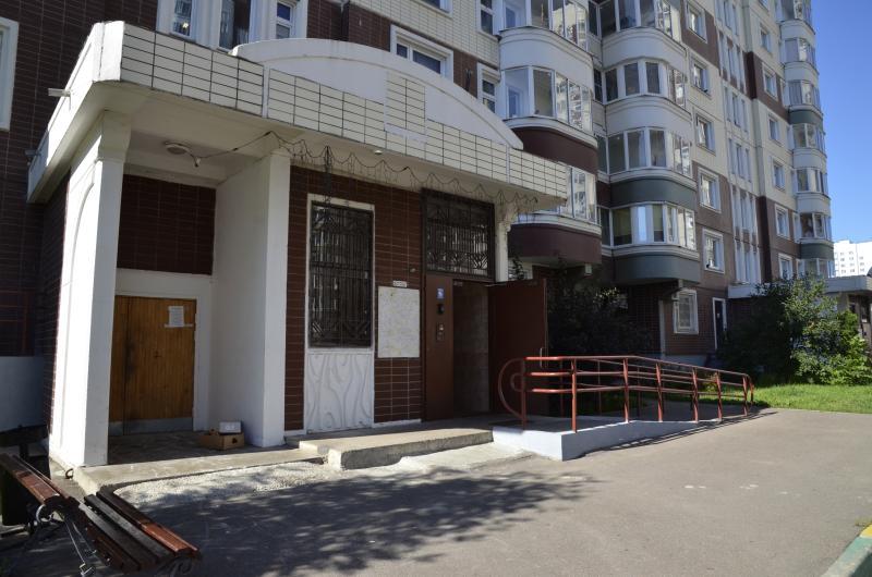 Ремонт подъездов двух домов выполнят в Северном Чертанове