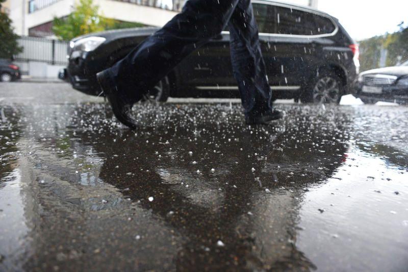 Жителей столицы предупредили об ухудшении погодных условий