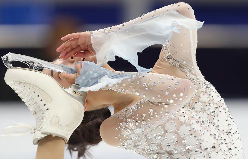 Соревнования по фигурному катанию проведут в Бирюлеве Западном