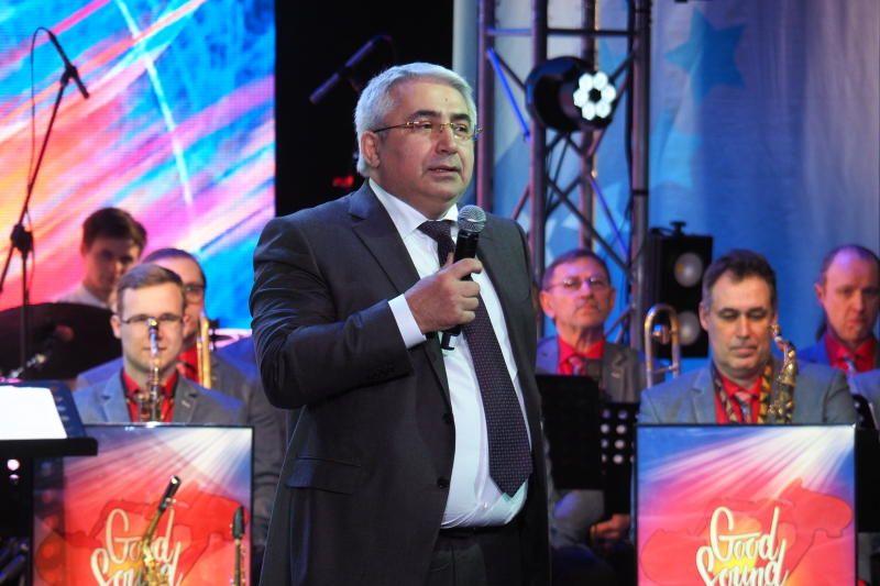 Гасан Гасангаджиев назначен гендиректором «Мосгаза»